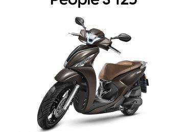 NUEVO PEOPLE S 125