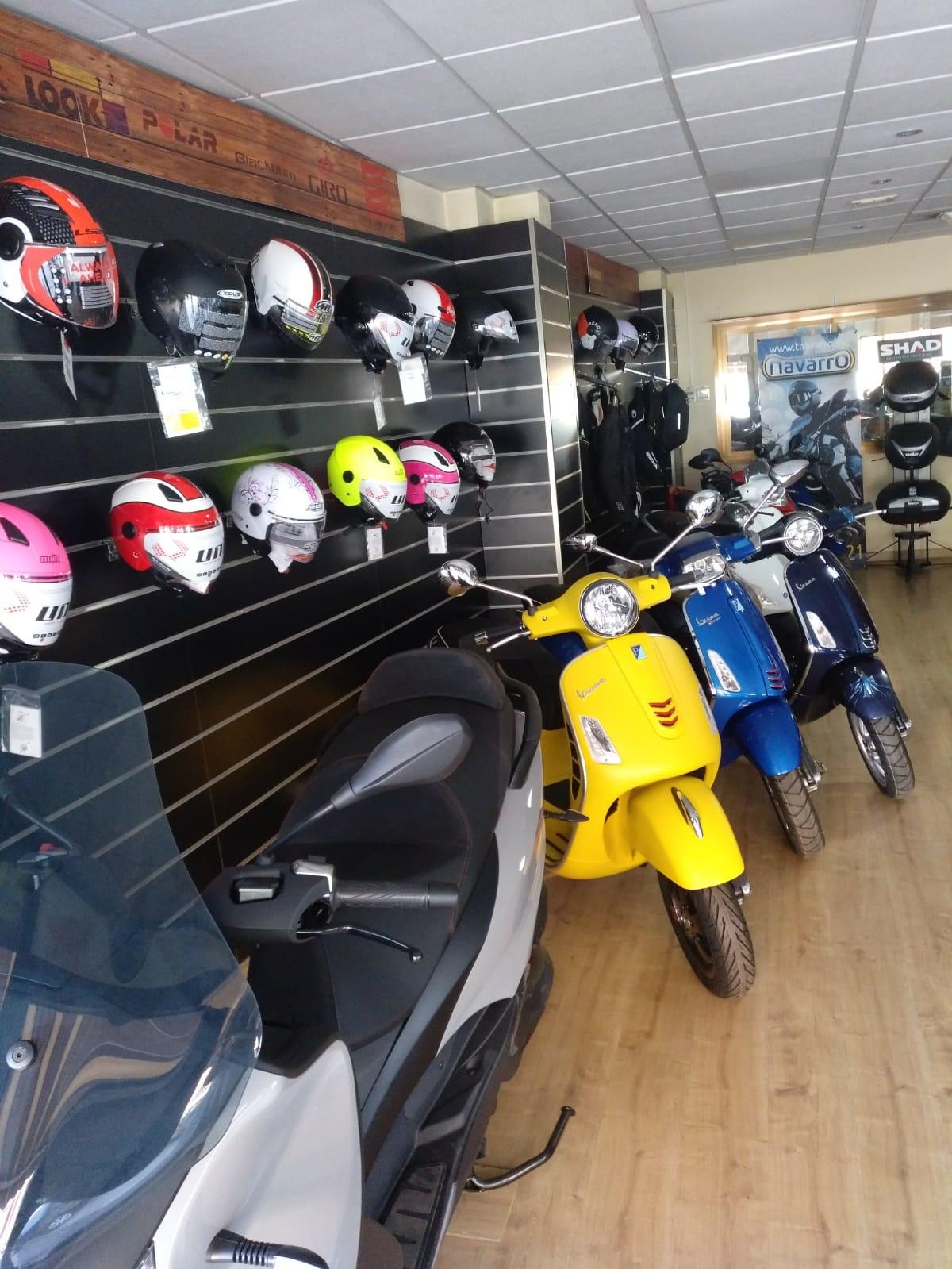 OFERTAS Y NOVEDADES en Boutique de Moto